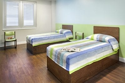 beds for patients